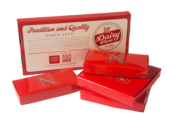 Dairy Store Cheese Gift Boxes